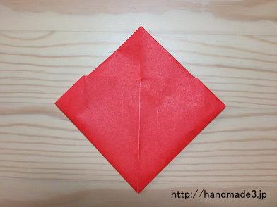 紙 折り紙:手紙 折り紙-handmade3.jp