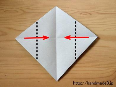 折り 折り紙 お正月 折り紙 折り方 : handmade3.jp
