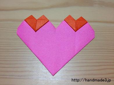 簡単 折り紙:折り紙 可愛い 簡単-handmade3.jp