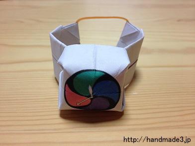 折り紙で妖怪ウォッチDXを折ってみた