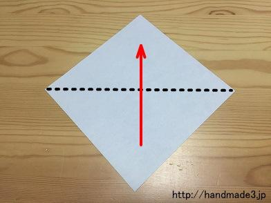 簡単 折り紙:あやめ折り紙 折り方-handmade3.jp