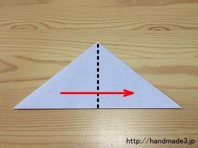 折り紙の 朝顔の折り紙の折り方 : handmade3.jp