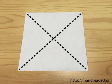 クリスマス 折り紙 折り紙バラの葉折り方 : handmade3.jp