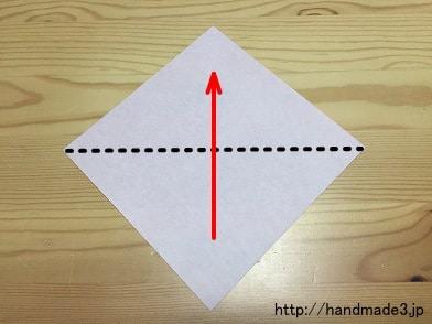 ハート 折り紙 折り紙 花 簡単 チューリップ : handmade3.jp