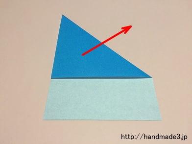 ハート 折り紙 紙飛行機 ギネス 折り方 : handmade3.jp