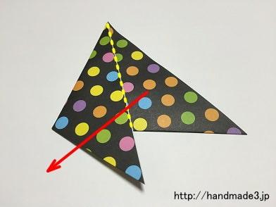ハート 折り紙 折り紙 帽子 立体 : handmade3.jp